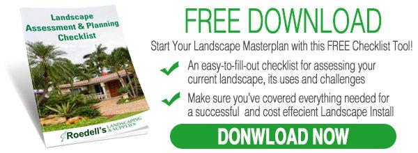 Landscape Checklist