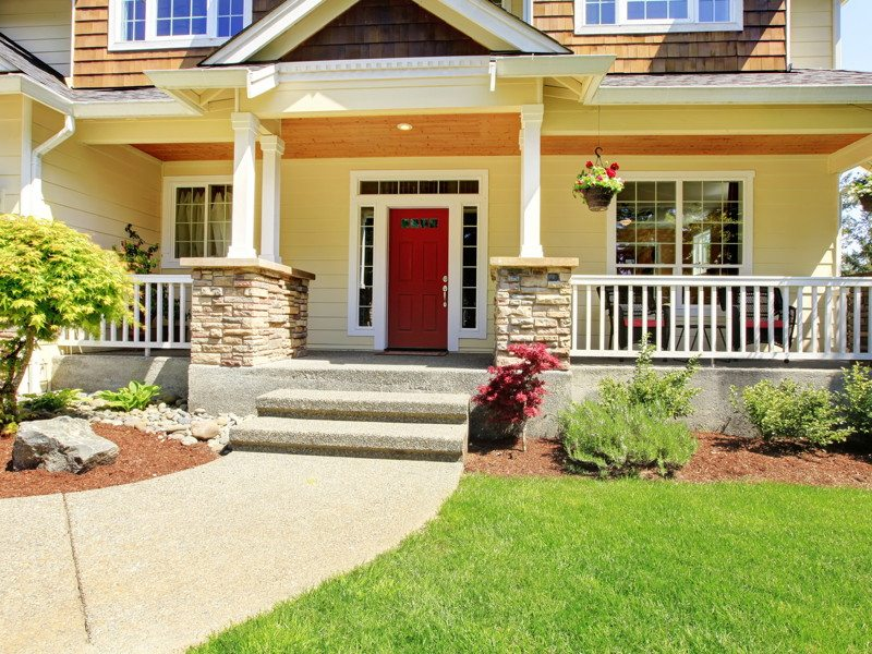 Image result for curb appeal to sell