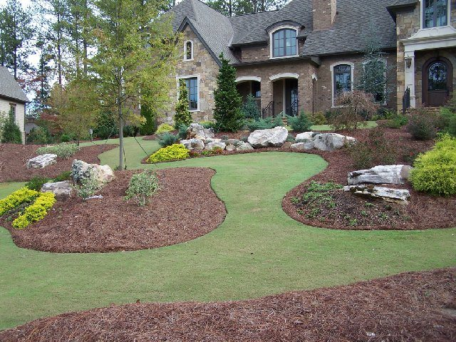 How To Choose The Right Landscape Rock | Roedell's Landscaping